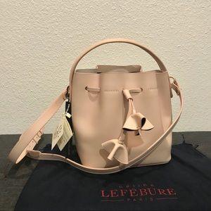 89de48908508 celine lefebure Bags - 💕Gorgeous 💕Celine Lefebure Karin Bucket Bag NWT